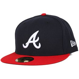 ac772359999d48 Cleveland Indians Sure Shot Navy/Red Snapback - 47 Brand caps ...