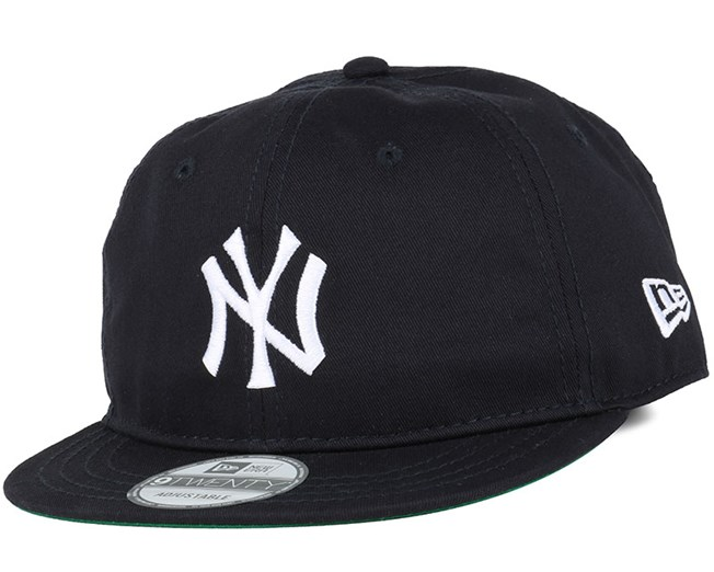 reputable site c37a1 ee101 NY Yankees Vintage Navy White 920 Adjustable - New Era