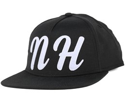 NH Felt Light Black Snapback - Northern Hooligans