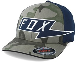 Amp Camo Flexfit - Fox