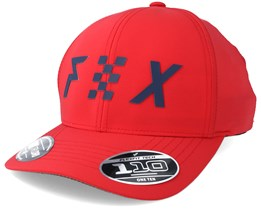 Rodka 110 Red Snapback - Fox