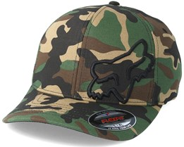 Flex 45 Camo Flexfit - Fox
