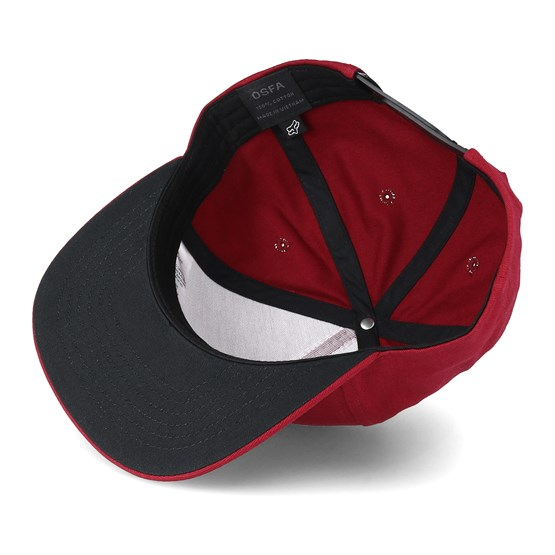 sports shoes 8080a 592d0 Ingratiate Red Snapback - Fox caps - Hatstoreworld.com