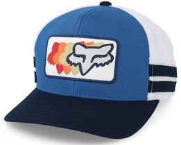 74 Wins Blue Trucker - Fox