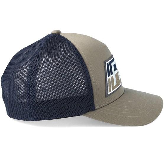 Hellbent 110 Fat Green Trucker - Fox caps - Hatstoreworld.com a616af4b35f0