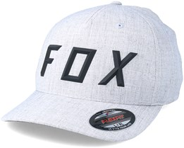 Sonic Moth Heather Grey Flexfit - Fox