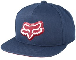 Ingratiate Midnight Snapback - Fox