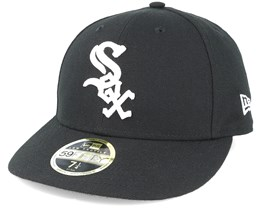 Chicago White Sox Low Profile 59Fifty Authentic Fitted - New Era