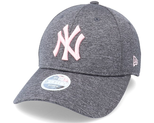 94592bd12fa New York Yankees Tech Jersey 9Forty WMN Grey Pink Adjustable - New ...