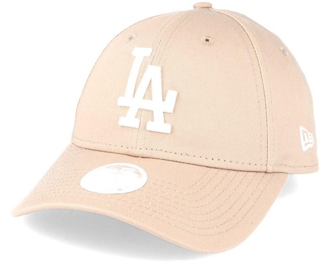 Los Angeles Seasonal Women Beige Adjustable - New Era lippis - Hatstore.fi 643443a0da
