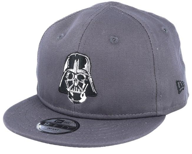 b2b8096b Kids Star Wars Ess 950 Inf Darth Vader Grey Snapback - New Era caps ...