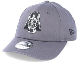 Kids Star Wars Ess 940 Jr Darth Vader Grey Adjustable - New Era