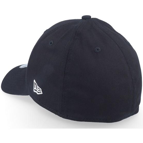 c08660420c8 Los Angeles Dodgers League Essential 39Thirty Black White Flexfit - New Era  caps