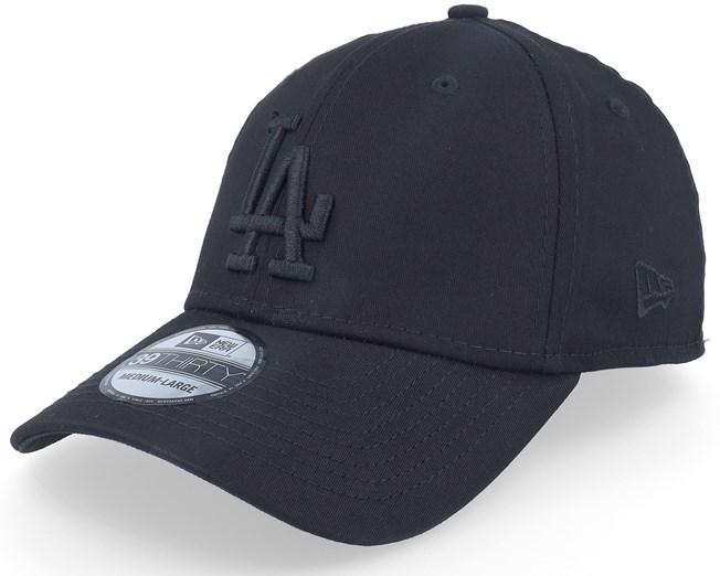 Los Angeles Dodgers League Essential 39Thirty Black Black Flexfit - New Era  lippis - Hatstore.fi 0c7f3c575c