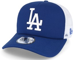 Los Angeles Dodgers Clean Blue Trucker- New Era