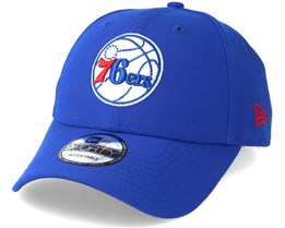 Philadelphia 76ers The League Blue Adjustable - New Era