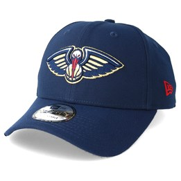 big sale 98caa 0c042 New Era New Orleans Pelicans The League Navy Adjustable - New Era AU  41.99