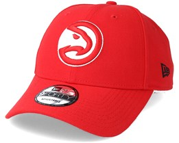 Atlanta Hawks The League Red Adjustable - New Era