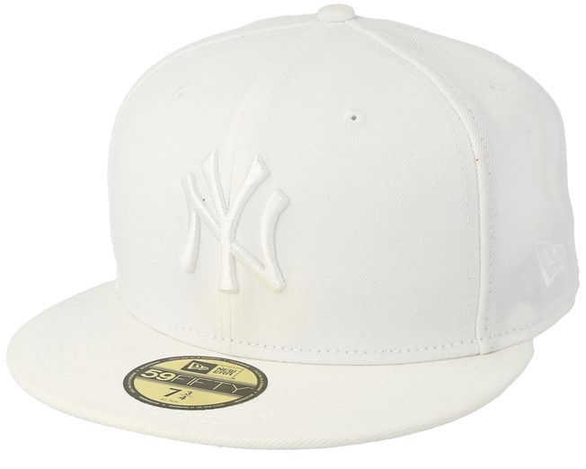 New York Yankees Optic White Fitted - New Era - Start Cappellino - Hatstore d190946ebffa