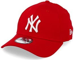New York Yankees 39Thirty Scarlet/White Flexfit - New Era