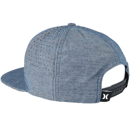 Dri-Fit Staple Blue Snapback - Hurley caps - Hatstoreaustralia.com 7a492fc0f26