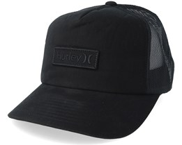 Waxed Black Trucker - Hurley