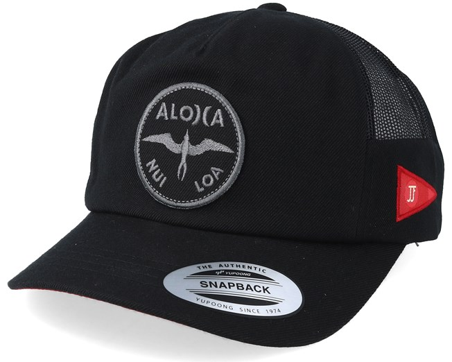 Loa Black Trucker - Hurley caps  e0c82545507