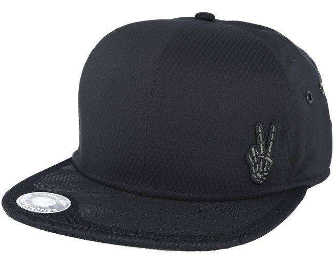134b7d8a3f0 Misfit Black Snapback - Neff caps - Hatstoreworld.com