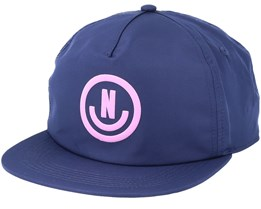 Neflection Navy/Violet Snapback - Neff