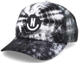Smile Wash Black Trucker - Neff