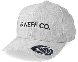 Daily Phaliver Heather Grey 110 Adjustable - Neff