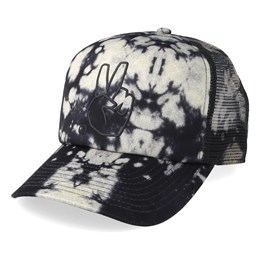innovative design 2c8a2 579b2 Neff Peace Wash Grey Black Trucker - Neff AU  39.99