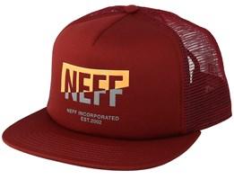 Corpo Split Clay/Tanerine Trucker - Neff
