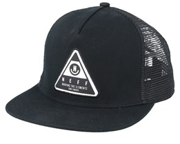 X Wash Black Trucker - Neff