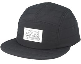 Tundra Bolley Black 5-Panel - Huf