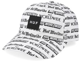 Fake News CV White Adjustable - HUF