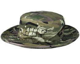 Rivington Camo Bucket - HUF
