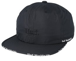 Midtown Black Strapback - HUF