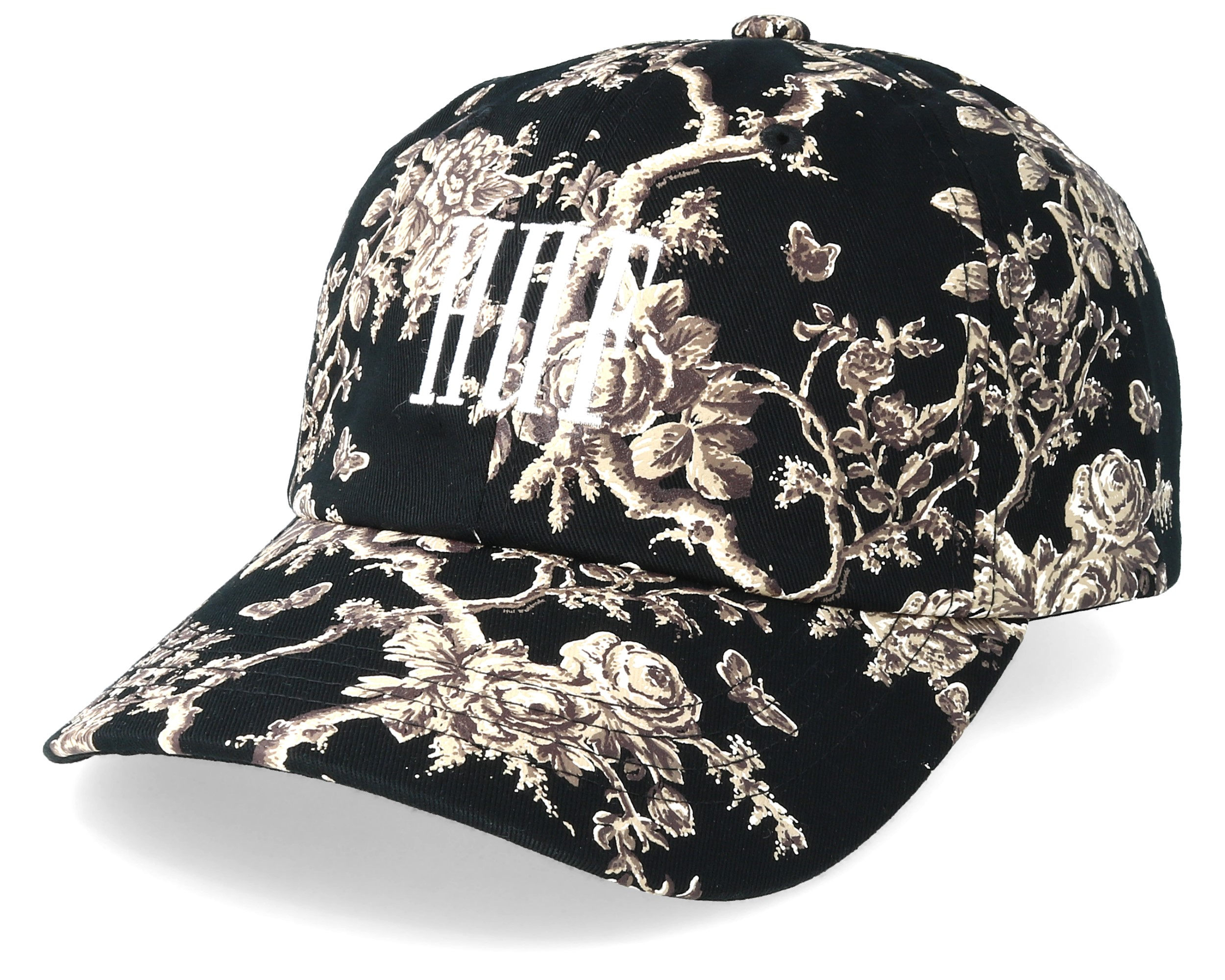 highline cv black adjustable - huf cap