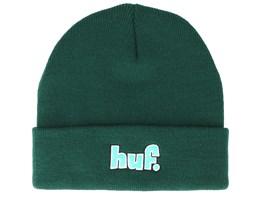1993 Logo Botanical Green Cuff - HUF
