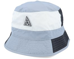 Wave Grey/Black Bucket - HUF