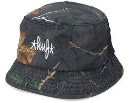 Realtree® Black Bucket - HUF