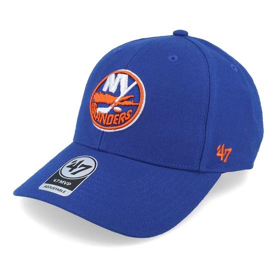 NHL Colorado Avalanche Cap Basecap 47Brand adjustable Baseballcap MVP Wool navy Eishockey