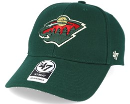 Minnesota Wild Mvp Green Adjustable - 47 Brand
