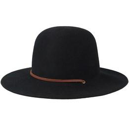 Brixton Tiller Black Fedora - Brixton £49.99 b6f467f21e2e