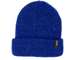 Kids Lil Heist Royal/Navy Beanie - Brixton
