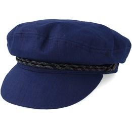 Cypress Brixton NEW Men/'s Oath III Snapback Cap Washed Navy BNWT