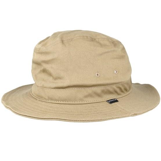 a70c1b0e0ad88 Ronson Khaki Fedora - Brixton hats - Hatstoreaustralia.com