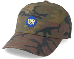 Glasgow Camo Adjustable - Brixton