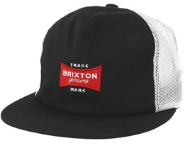 Ramsey HP Mesh Black Trucker - Brixton